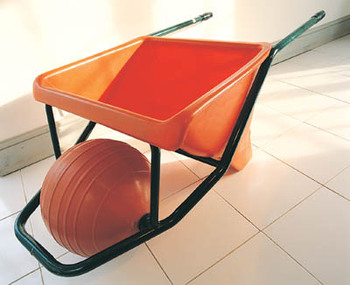 Ballbarrow400